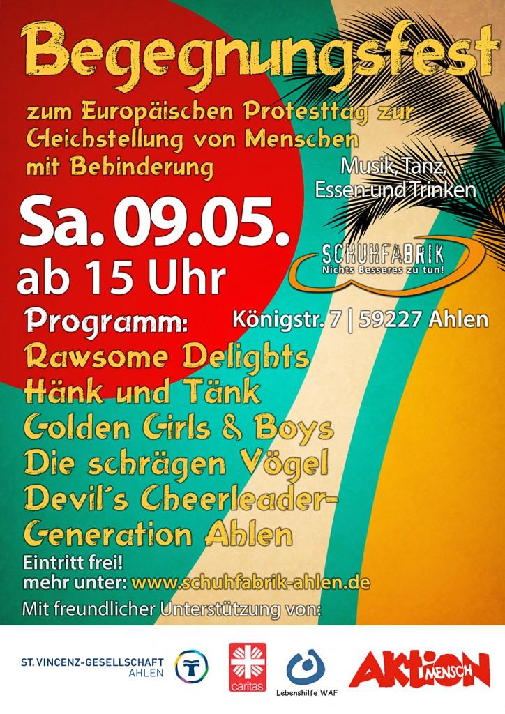 Begegnungsfest 2015