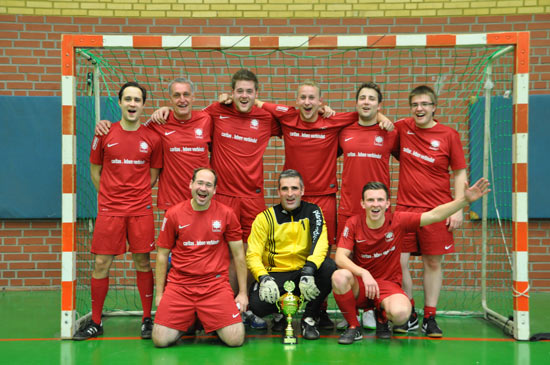 Fussballteam Gesamtcaritasverband (Team Warendorf 1)
