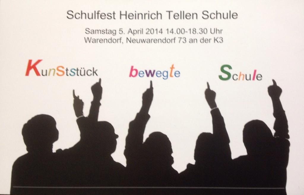 Schulfest an der Heinrich-Tellen-Schule